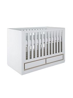 Shadow Cot bed 70 x 140 by Kidsmill