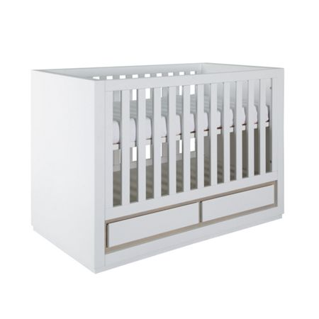 Kidsmill Shadow Cot bed 70 x 140 by Kidsmill