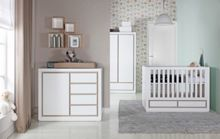 Shadow Cot 60 x 120 by Kidsmill