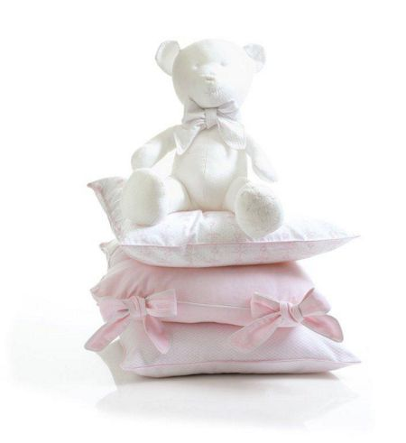 First Pretty In Pink Bear