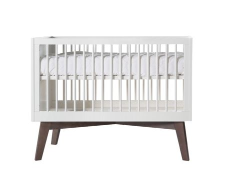 Kidsmill Sixties White Matt Cot