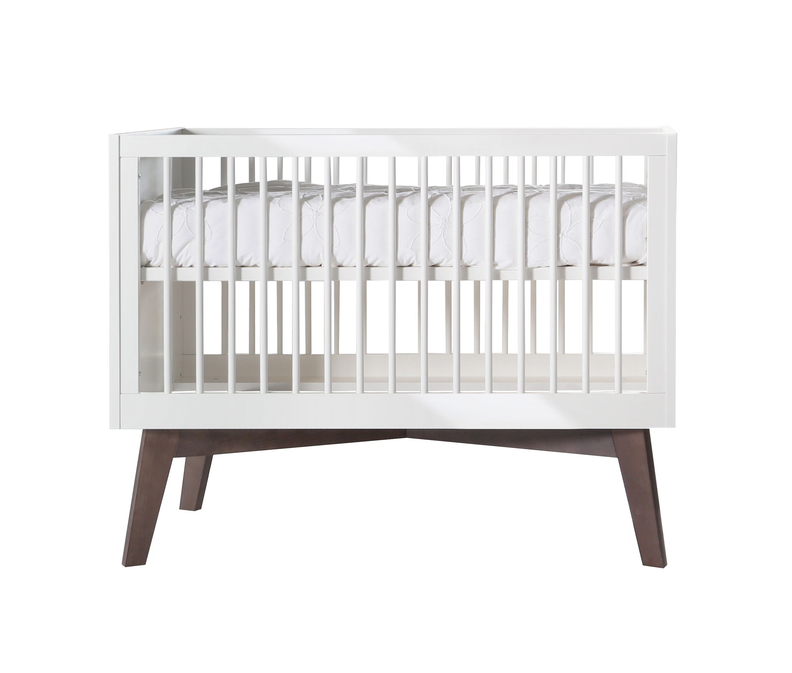 Kidsmill Kidsmill Sixties White Gloss Cotbed