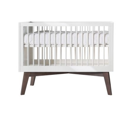 Kidsmill Sixties White Gloss Cotbed