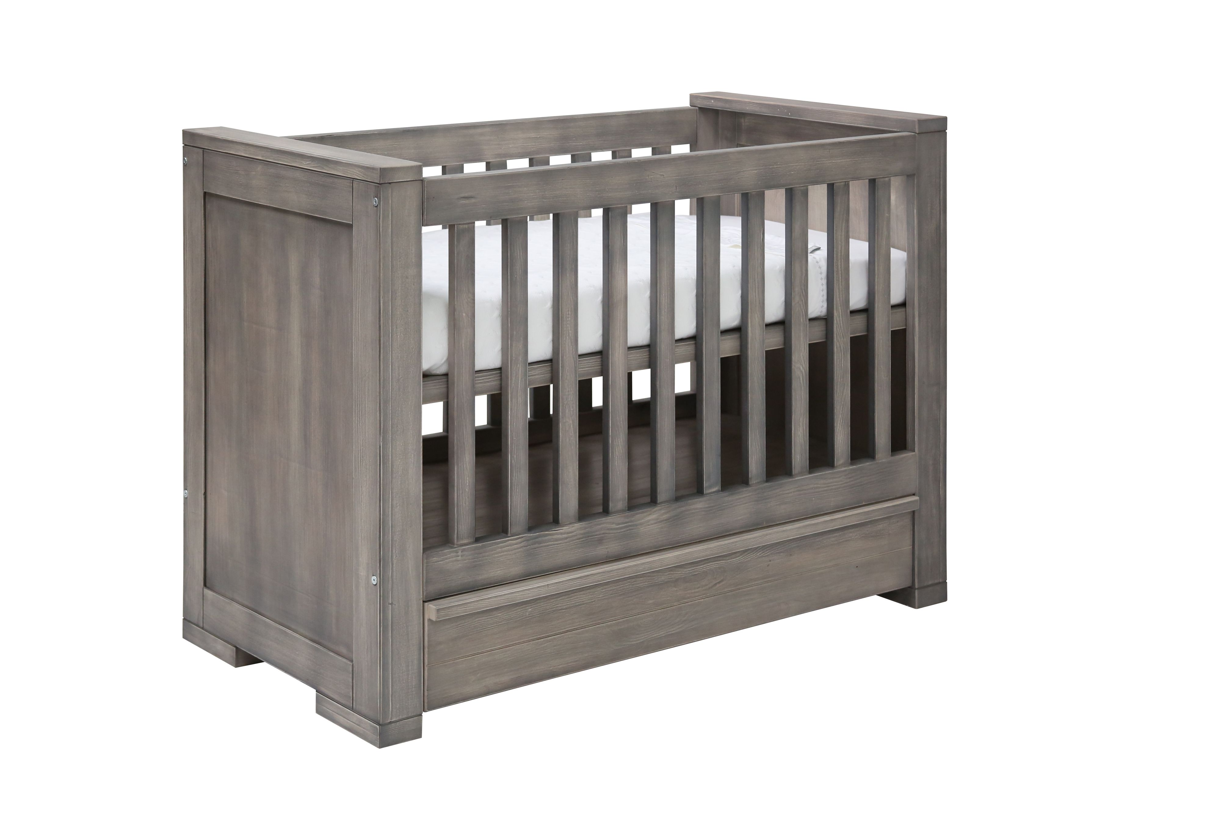 Kidsmill Kidsmill Nature Grey Cotbed