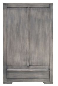 Kidsmill Nature Grey Wardrobe