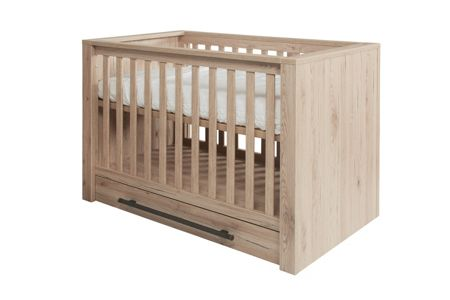 Kidsmill Timber Cot