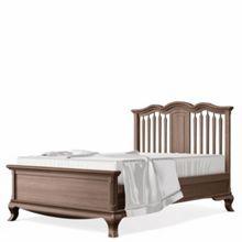 Romina Cleopatra Cotbed to Double Bed Nocello