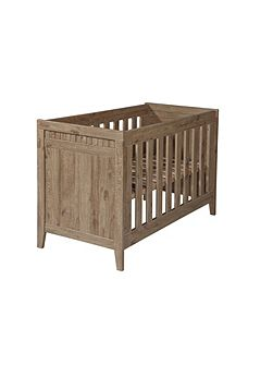 Chateaux Oak Nursery Furniture Set