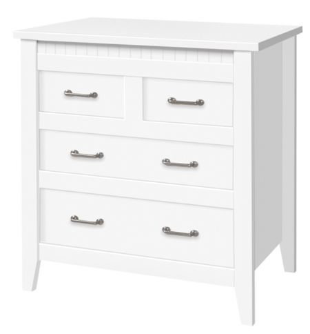 Babystyle Chateaux White Nursery Furniture Set