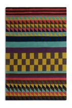 Plantation Rug Co. Origins 100% Wool Rug - 180x270 Mustard