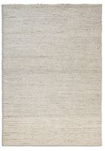 Plantation Rug Co. Rope 100% Wool Rug - 70x240 Runner Cream