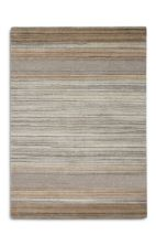 Plantation Rug Co. Simply Natural in Beige Thick Stripes 070 x 240