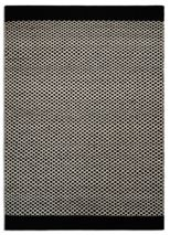 Plantation Rug Co. Belle 100% Wool Flatweave Rug 150X230 Monochrome
