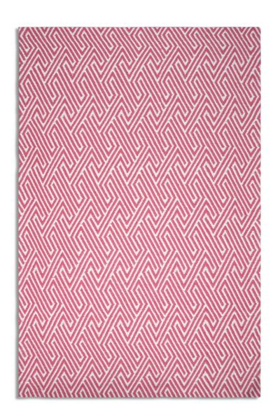 Plantation Rug Co. Maisey 100% Wool Rug - 150x230 Pink