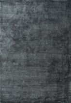 Plantation Rug Co. Sade Soft Polyester Rug - 80x150 Charcoal
