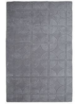 Universal 100% Wool Rug - 150x230 Light Grey