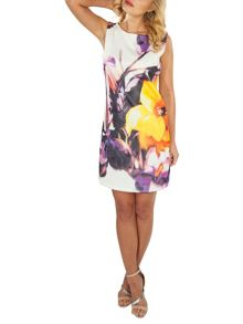 Lilly Floral Shimmer Dress