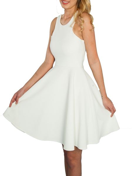 Koo-Ture Hazel Textured Skater Dress