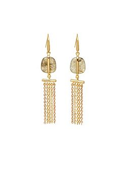 LRJ581141 Bassa Multi Chain Earring