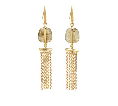 Lola Rose LRJ581141 Bassa Multi Chain Earring
