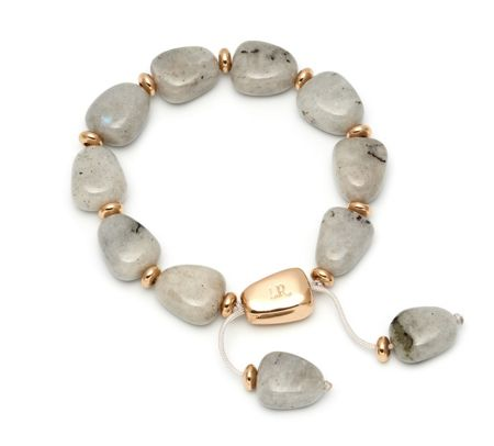 Lola Rose Boxed Alora Bracelet Light Labradorite