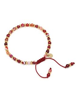 Compton Bracelet Red Persian Agate