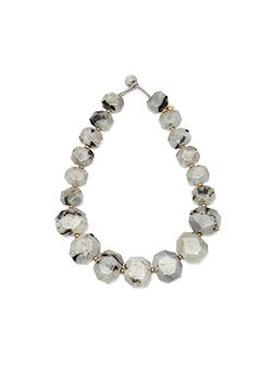LRJ590303 Elemental Chunky Necklace
