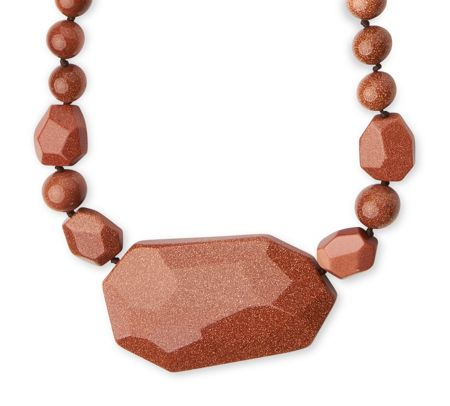 Lola Rose LRJ596312 Elemental Pendant Necklace