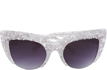 VOW London Sophia cateye sunglasses