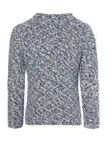 Angel & Rocket Boys Crew Neck Chunky Knit Jumper