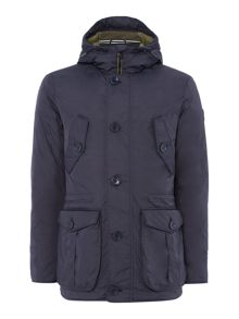 Puffa Minter Padded Parka Jacket