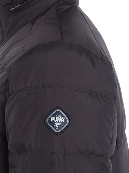Puffa Wells Padded Down Jacket