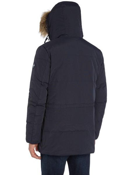 Puffa George down Filled Parka