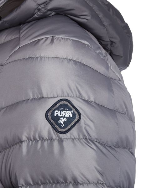 Puffa Stewart Padded Down Jacket