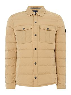 Foster Padded Down Jacket