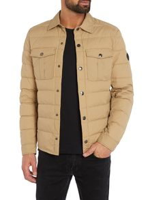 Puffa Foster Padded Down Jacket