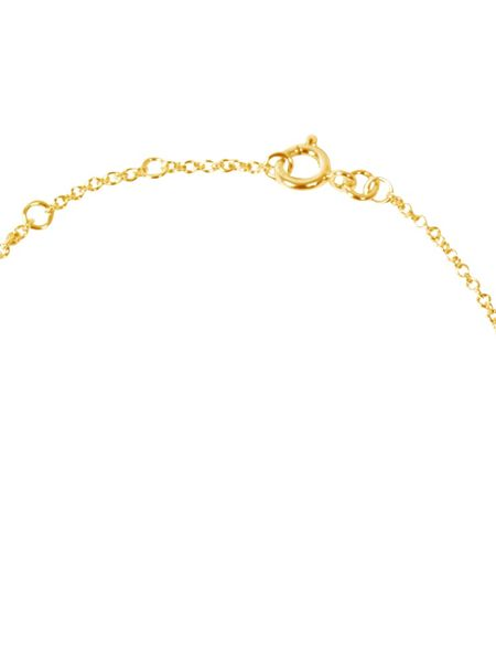 Sheenashona Halo yellow gold bracelet