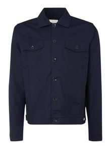 Broadway Button Denim Jacket