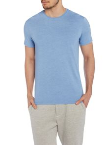 Wyke Plain Crew Neck Slim Fit T-Shirt