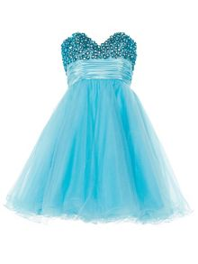 ANOUSHKA G Ella luxurious tulle prom dress