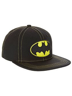 Boys Batman Logo Cap