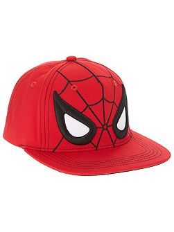 Boys Spider-Man Cap