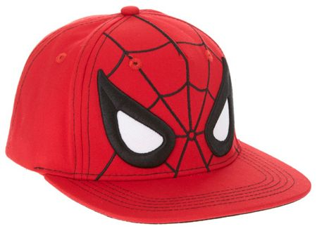 Fabric Flavours Boys Spider-Man Cap