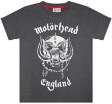 Amplified Kids Kids Motorhead England T-shirt