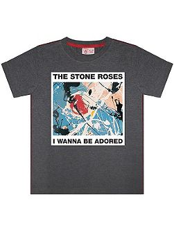 Kids Stone Roses Adored T-shirt