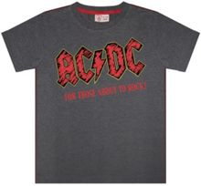 Amplified Kids Kids ACDC About to Rock T-shirt