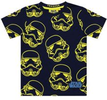 Fabric Flavours Boys Star Wars Stormtrooper T-shirt