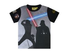 Fabric Flavours Boys Star Wars Light Saber T-shirt