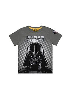 Boys Star Wars Darth Vader T-shirt