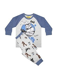 Boys Star Wars Stormtrooper Pyjamas